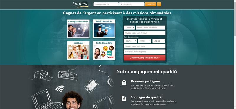 Loonea avis : n'essayez pas le site sans lire ce test de fiabilité