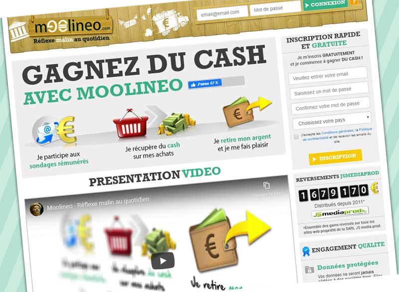 Moolineo avis : site rémunérateur de confiance ou arnaque